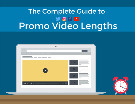 The Complete Guide to Promo Video Length: Know Your Needs