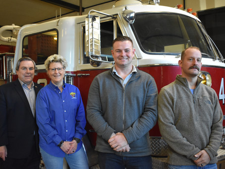 Strategic Partnership with Museum and Fire Grounds Coffee Company Announced