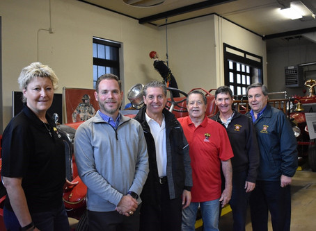 Digital Archiving Comes to the Dallas Firefighter's Museum
