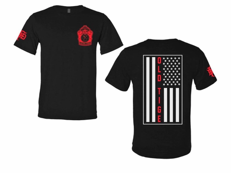 Fire Designed T-Shirt Launched
