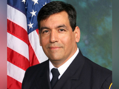 Mourning the death of active Dallas Firefighter David Leos who lost battle to Covid-19
