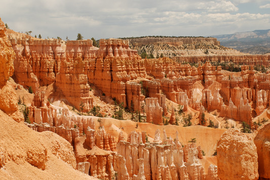 Cedar Breaks National Monument along the Patchwork Parkway National Scenic Byway