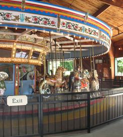 Carousel at Watkins Regional Park