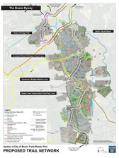 Proposed Trail Network Map