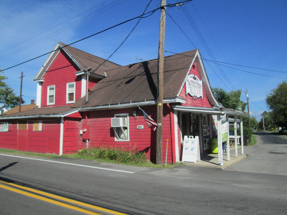 Country Store on Main Street