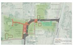 Port Tobacco Courthouse Preliminary Design Plan