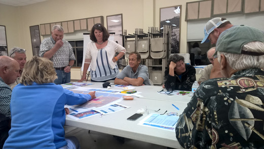 Community engagement in the planning process
