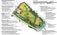 Vienna Town Green Concept Plan