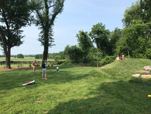 Upperville Park Playground