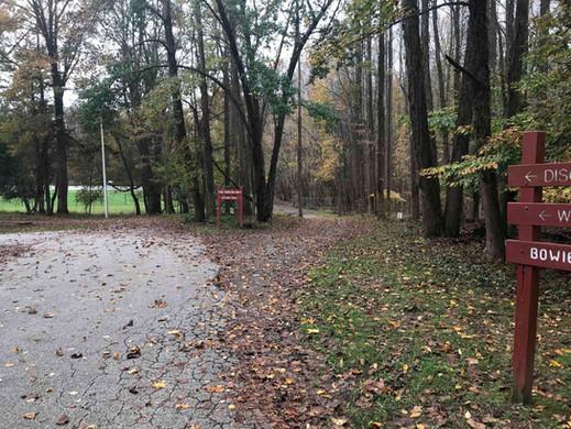Whitemarsh Park trail