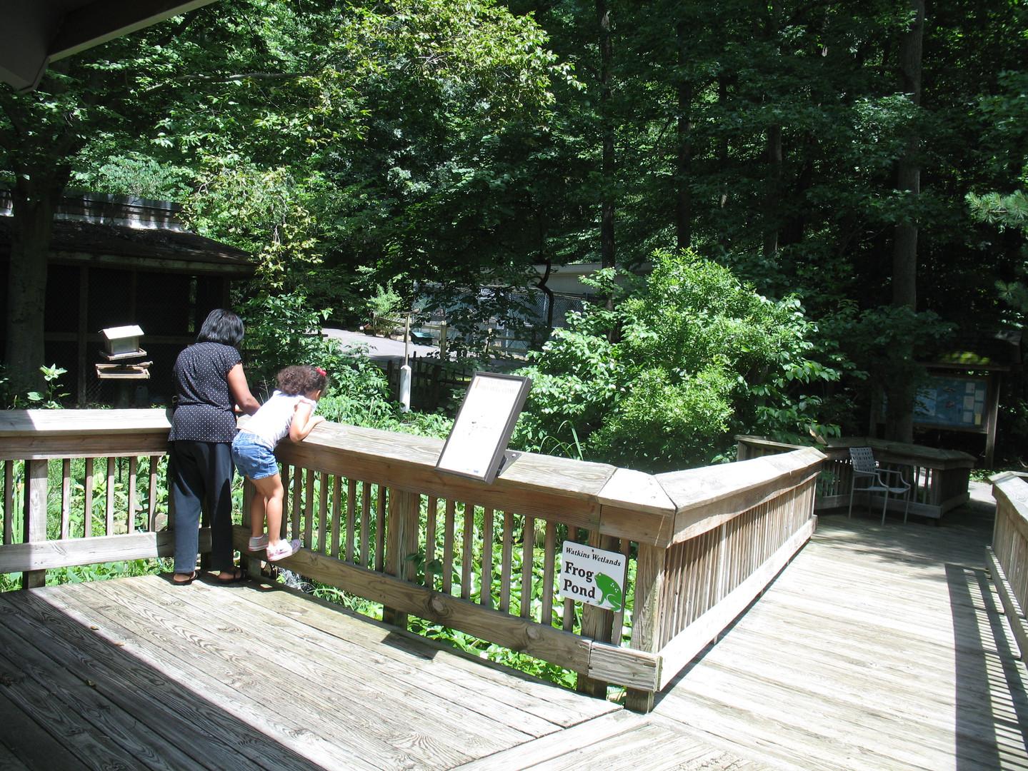 Nature Center at Watkins Regional Park