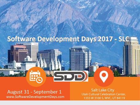 Software Development Days Salt Lake City