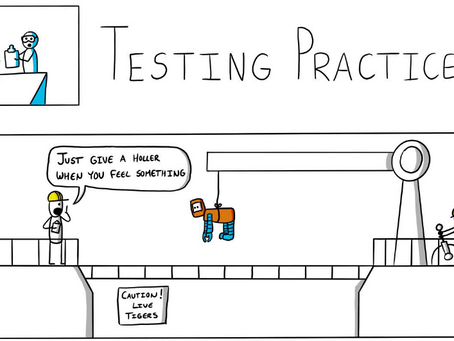 Agile 12 Step - Step Nine - Enhance Testing Practices