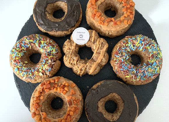 Pawfect Dog Donuts