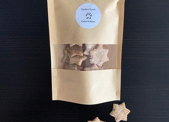 Cheesy Bacon Stars