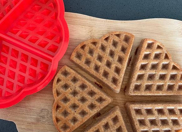 Woofles - Peanut Butter Dog Waffles