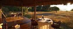 Verandah views at Siwandu