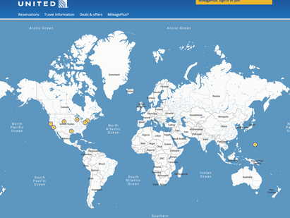 United Airlines to begin flights to Cape Town