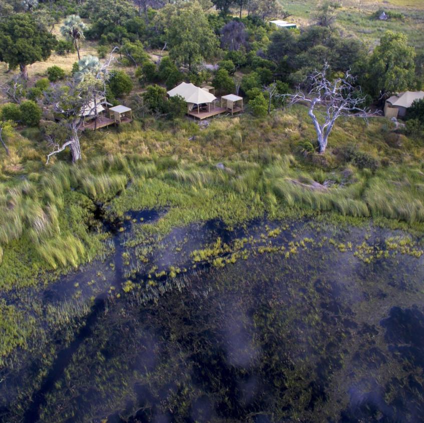 andBeyond-Nxabega-Okavango-Tented-Camp-Aerial3