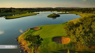 Silver Lakes Golf 13th Par 3