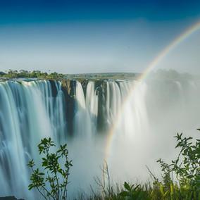 Luxury Zimbabwe, Guided Safari, Days 1 - 3, Vic Falls and Matusadona NP