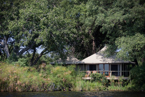 New camps in Botswana to get us excited...
