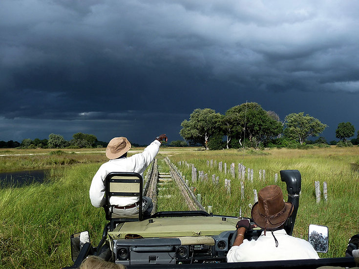 DOUBLE UP BOTSWANA SAFARI - 6 Nights