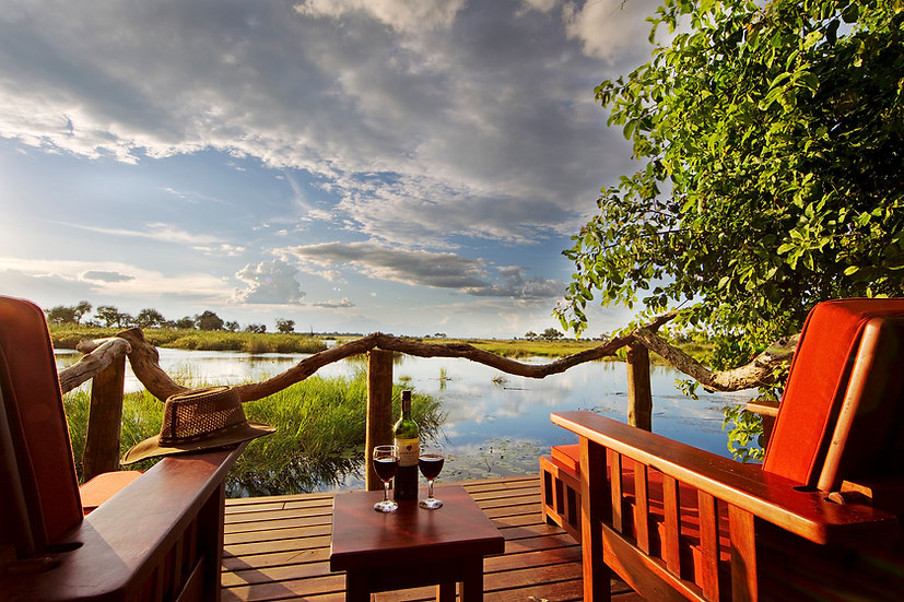 KALAHARI SUMMER, BOTSWANA SAFARI - 8 Nights