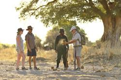 Jabali Ridge Walking safari