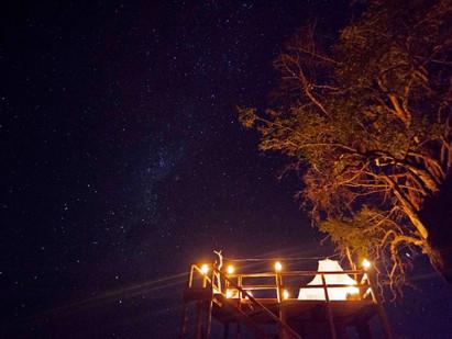 Sleep out deck for Kanana