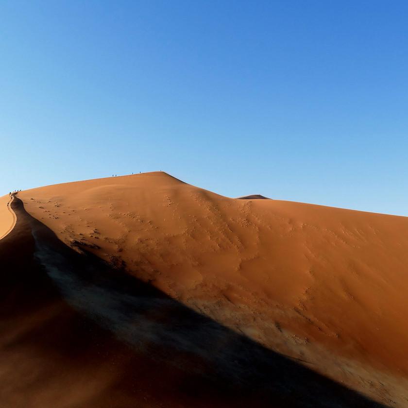 Sossusvlei hike - Namibia safa