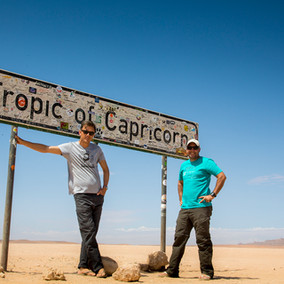 Road Trip Through Namibia Safari - WOW!