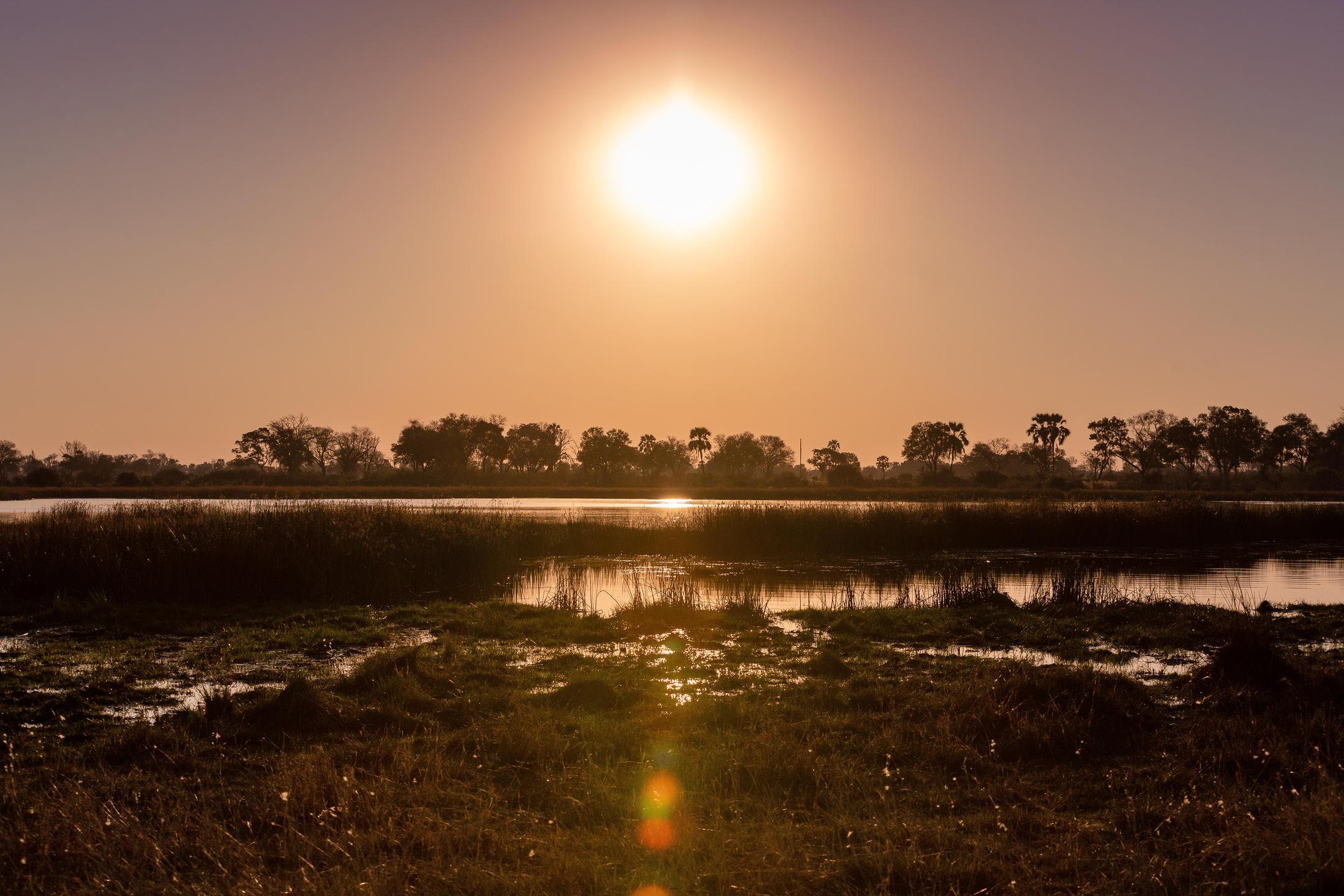 Camp Maru Okavango Delta