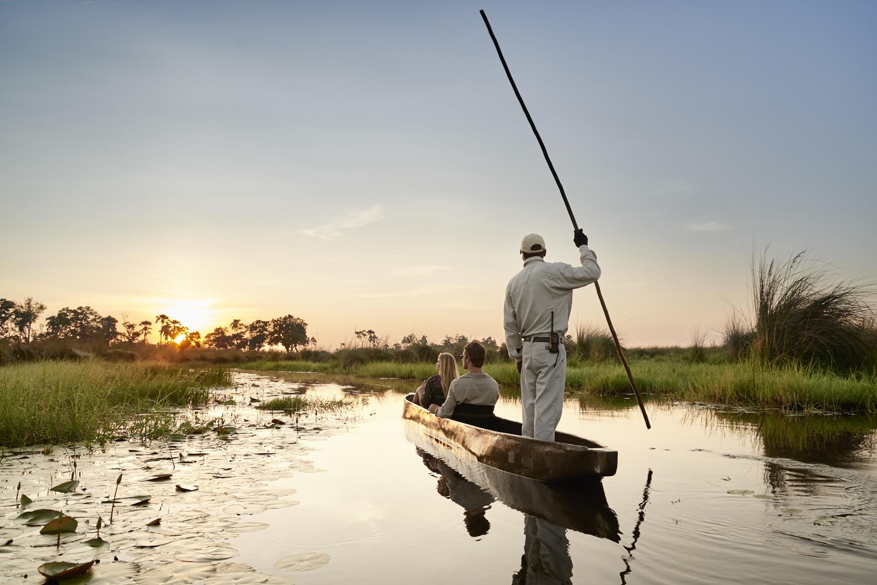 Okavango_mokoro