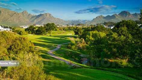 De Zalze Golf Estate