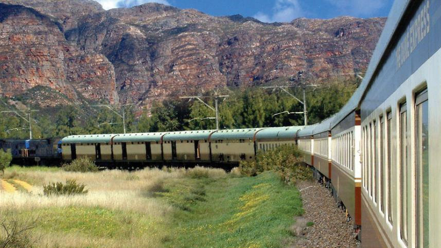 LUXURY TRAIN, SOUTH AFRICA COMPLETE - 14nts