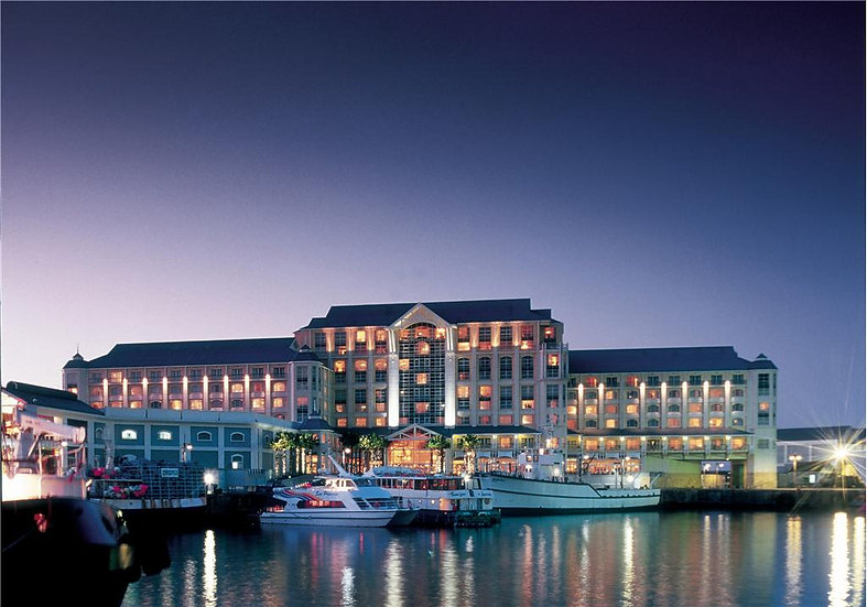 CAPE TOWN WATERFRONT - 3 Nights