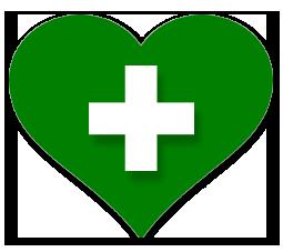 green heart 2