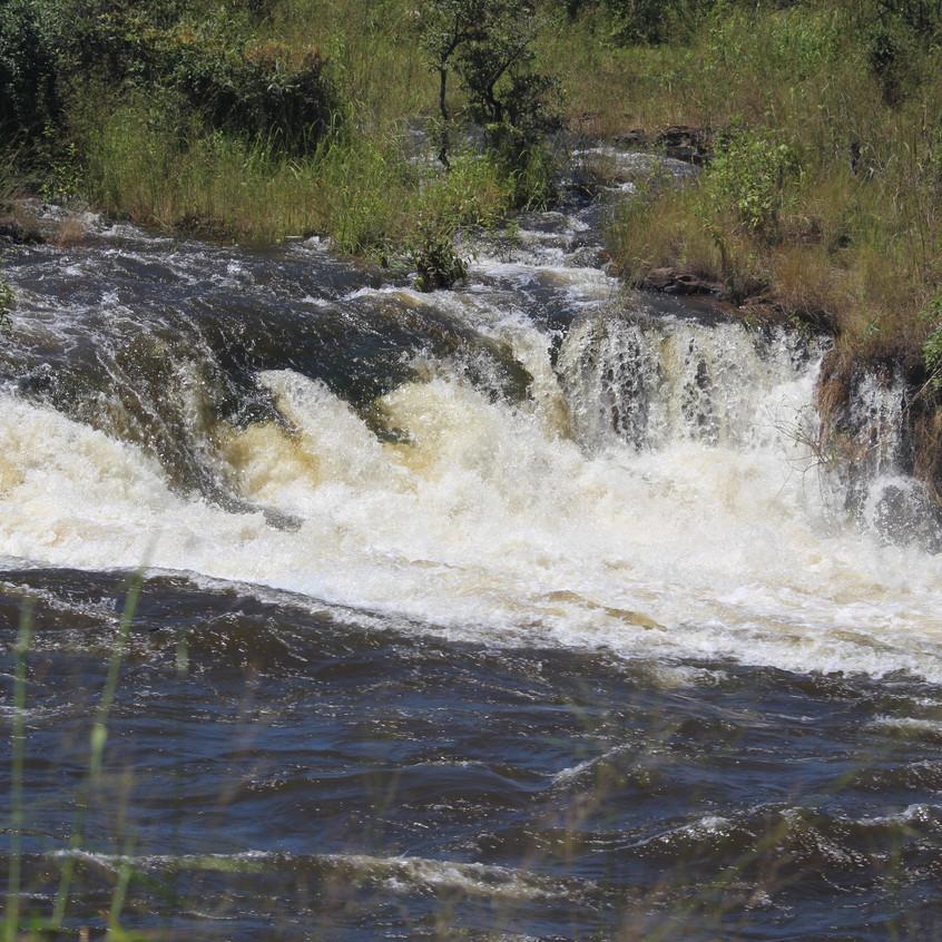 Vic Falls edge