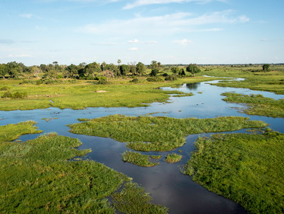 Why is Botswana an expensive destination?