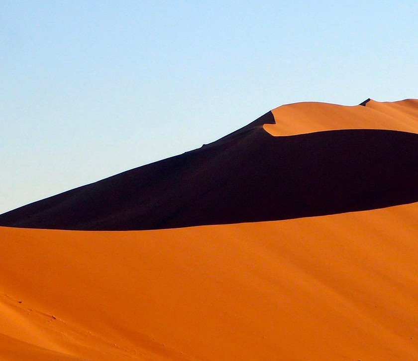Classic dunes Namibia