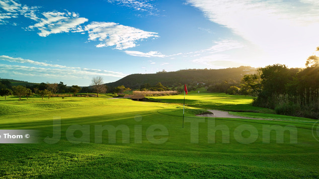 Plettenberg Bay Country Club 4th Par 5.j