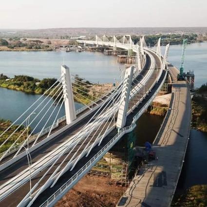 Kazungula Bridge Opens