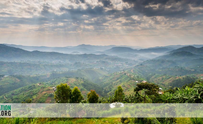 Rwanda landscapes 2