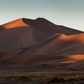 Namibia's Sossusvlei - Photos FROM THE GROUND