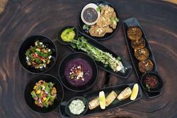 Jabali Ridge Mezze style lunch