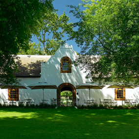5 of the BEST - WINE ESTATES in the CAPE