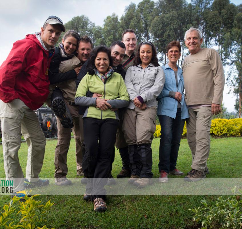 Rwanda Gorilla Safari 02