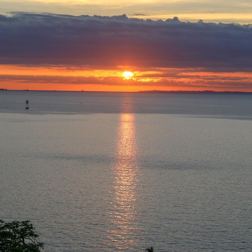 Sweet Polana sunrise