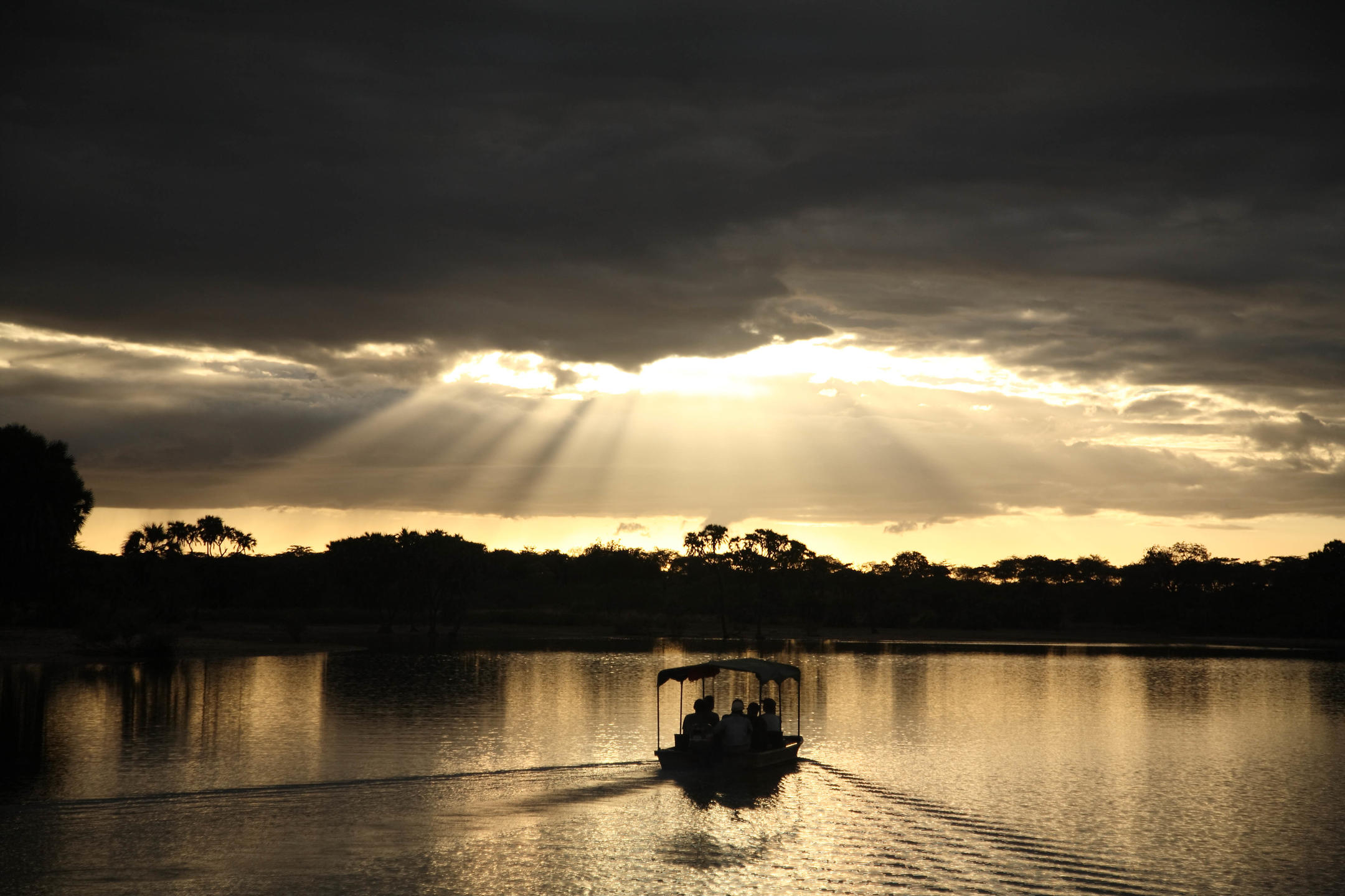 Boat Cruises on the Rufiji River Delta